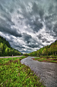 Lake Placid Ny Photos - AuSable River 5297 by Guy Whiteley