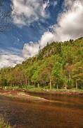 Lake Placid Ny Photos - AuSable River 5494 by Guy Whiteley