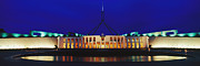 Canberra Prints - Australian Parliament Building Print by Jeremy Woodhouse