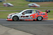 Australian Ford Photos - Australian Racing Car Driver Mark Skaife by Cheryl Hall