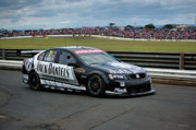 Australian Ford Photos - Australian Racing Car Driver Tod Kelly by Cheryl Hall