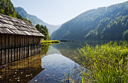 Styria Photos - Austria, Styria, View Of Lake Toplitzsee by Westend61