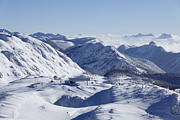 Styria Photos - Austria, Styria, View Of Skiing Region Tauplitzalm by Westend61