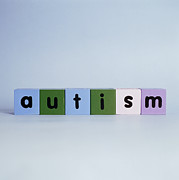 Autistic Prints - Autism Print by Cristina Pedrazzini