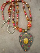 Coral Jewelry - Autumm Notion by Beth Sebring