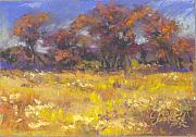 Autumn Afternoon Print by Grace Goodson