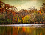 Autumn Arises 2 Print by Jessica Jenney