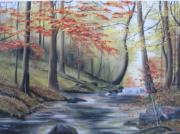 RJ McNall - Autumn At Abrams Creek