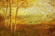 Trees - Autumn Breeze by Ken Walker