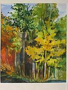 Anna  Duyunova - Autumn day