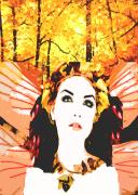 Marjorie Troyer - Autumn Forest Fairy