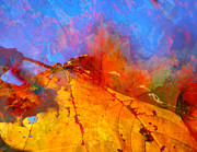 Jeff Breiman Art - Autumn Fusion 1 by Jeff Breiman