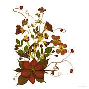 Kathie McCurdy - Autumn Garden Bouquet