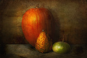 Thanksgiving Art Photos - Autumn - Gourd - Melon family  by Mike Savad