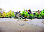 Miniature Photo Originals - Autumn in Amsterdam by Stefan Huber