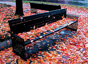 John Pagliuca - Autumn  Leaves