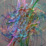 Michelle Calkins - Autumn Likes Lines