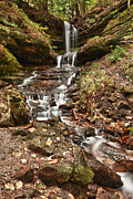 Munising Prints - Autumn Memories Print by James Marvin Phelps
