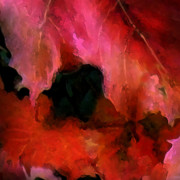 Fall Colors Autumn Colors Mixed Media Posters - Autumn Moods 6 Poster by Carol Cavalaris