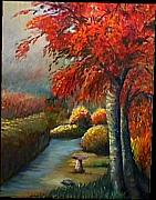 Janine Shideler - Autumn Morning