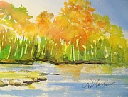 Jill Morris - Autumn on Lake Lanier