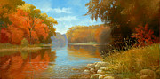 Tom Heflin - Autumn On The Kishwaukee