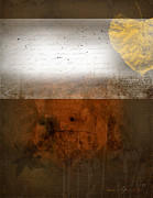 Earth Tone Posters - Autumn Poster by Sandy Clifton