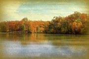 Autumn Landscape Digital Art - Autumn by Sandy Keeton