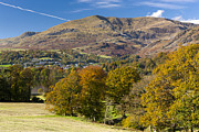Coniston Art - Autumn by Sebastian Wasek