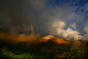 Autumn Landscape Originals - Autumn Storm by Mark Smith