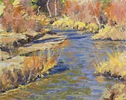 Greg Clibon - Autumn Stream