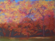 Becky Chappell - Autumn Trees