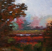 Don  Reed - Autumn Wetland