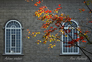 Hans Abplanalp - Autumn windows