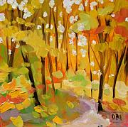 Debbie Miller - Autumn Woods