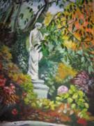 Autumn's Colours Print by Alina Blaszczyk