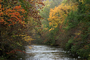 Autumn's Splendor Print by TnBackroads Photography