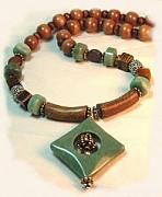 Featured Jewelry - Aventurine Dreams by Donna  Phitides