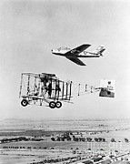 Air Plane Photo Prints - Aviation Technology Print by Photo Researchers
