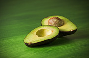 Food Photo Originals - Avocado by Kyle Matheney