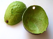 Green - Avocado by Lynn-Marie Gildersleeve