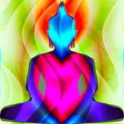 Budda Art - Awakened by Mary Morawska