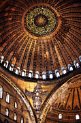Hagia Sophia Photo Framed Prints - Aya Sofya Framed Print by John Rizzuto