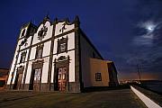 Gaspar Avila - Azorean church at night