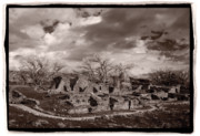 New Mexico Photos - Aztec Ruins National Monument by Steve Gadomski