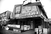 Seaside Heights Prints - Aztec Sand Bar Print by John Rizzuto