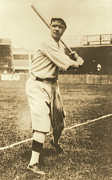 Baseball Fields Photos - Babe Ruth 1920 by Padre Art