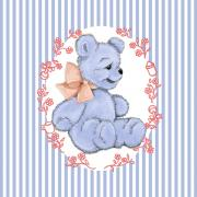 Baby Digital Art - Baby bear by Cindy Garber Iverson