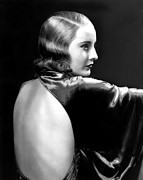 Colbw Metal Prints - Baby Face, Barbara Stanwyck, 1933 Metal Print by Everett