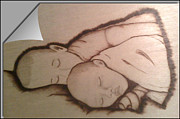 Baby Ruth Print by Cheret Adar